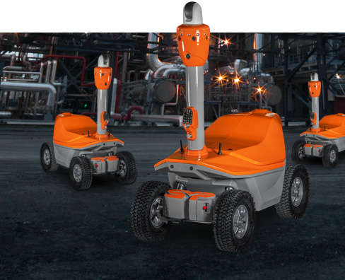 • AI robots to protect critical infrastructure