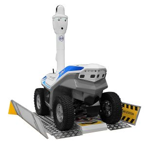 Guard for industrial, commercial and utility companies in the age of robotics