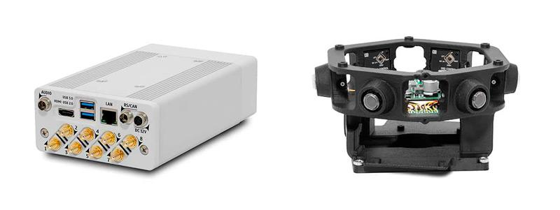 Hardware development kit for intelligent video surveillance