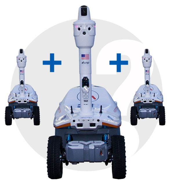 Multi-robots systems coordination