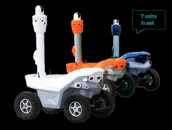 Système multi-robot