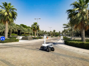 Picard Security Robots in UAE