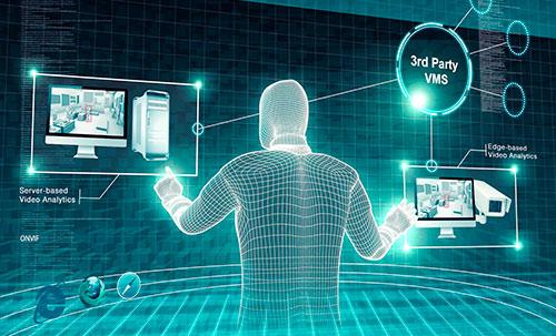 Installation de systèmes<br>de sécurité robotiques